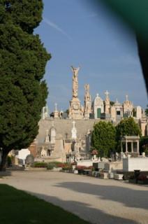 Nice - кладбище