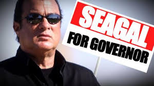 Seagal for Governor