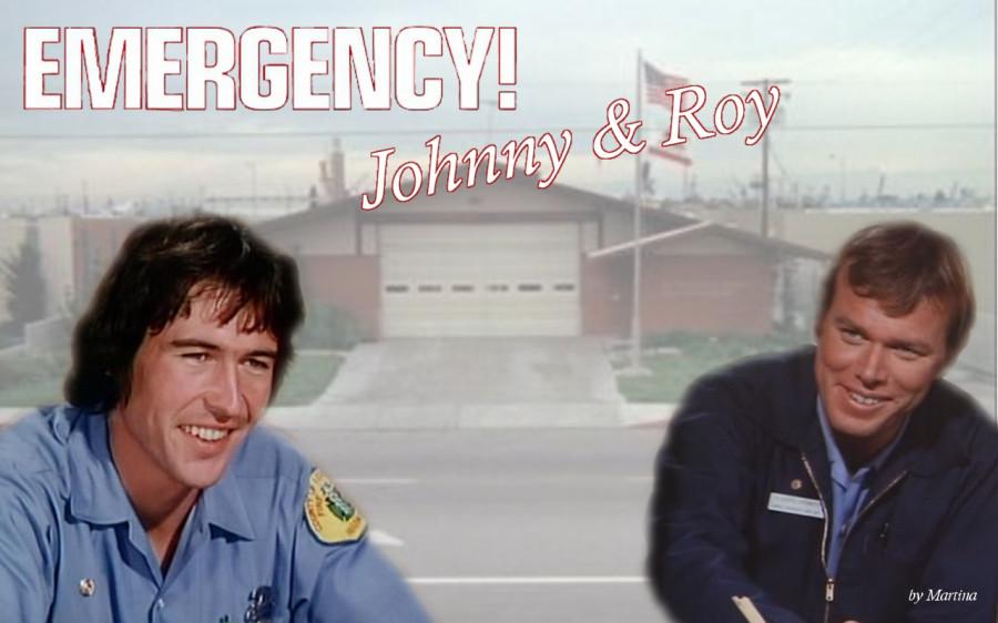 Emergency Johnny Roy Wallpaper