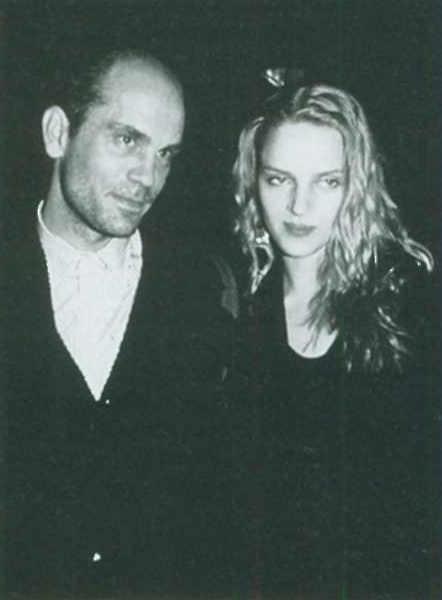 Джон Малкович и Ума Турман (1988)
