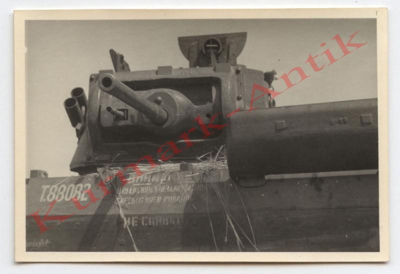N447 Foto Wehrmacht Litauen Russland Beute Panzer England USA Lend & Lease Front