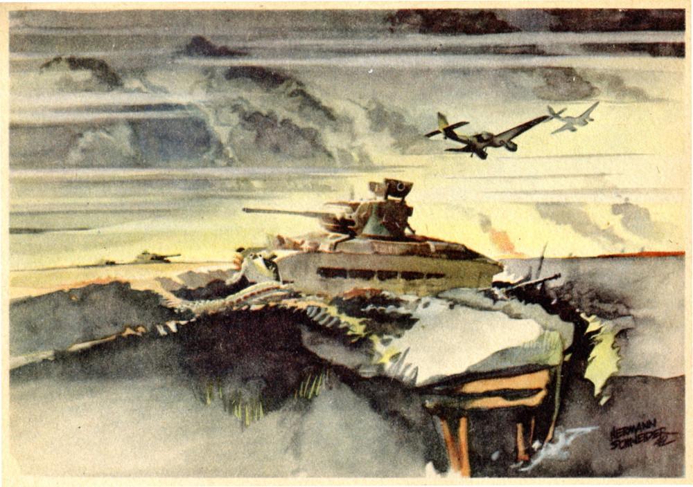 Mark II in vor Panewo (70) 1