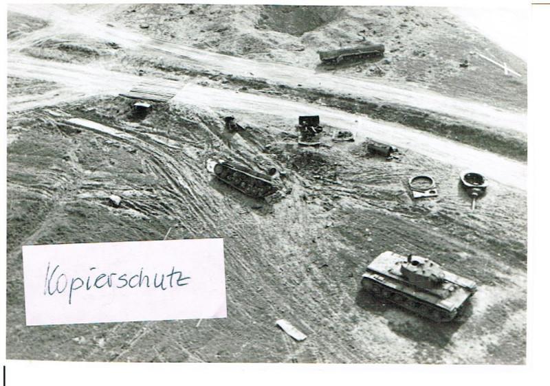 Russland Feldzug 30.08.1942 soviet tanks an der Rollbahn nordostw. Stariza