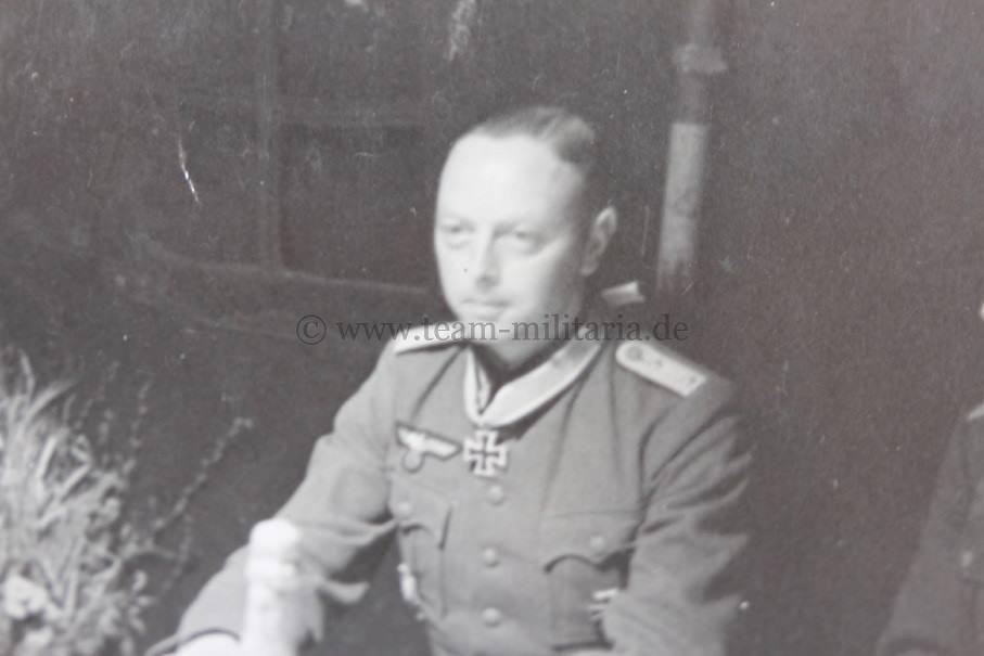 Major Gerhart Nemnich 19 сапб 19 тд