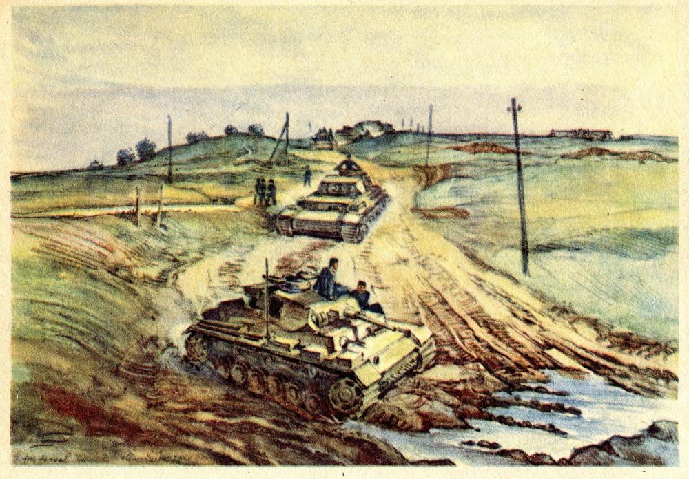Anrollende Panzer (87) 1
