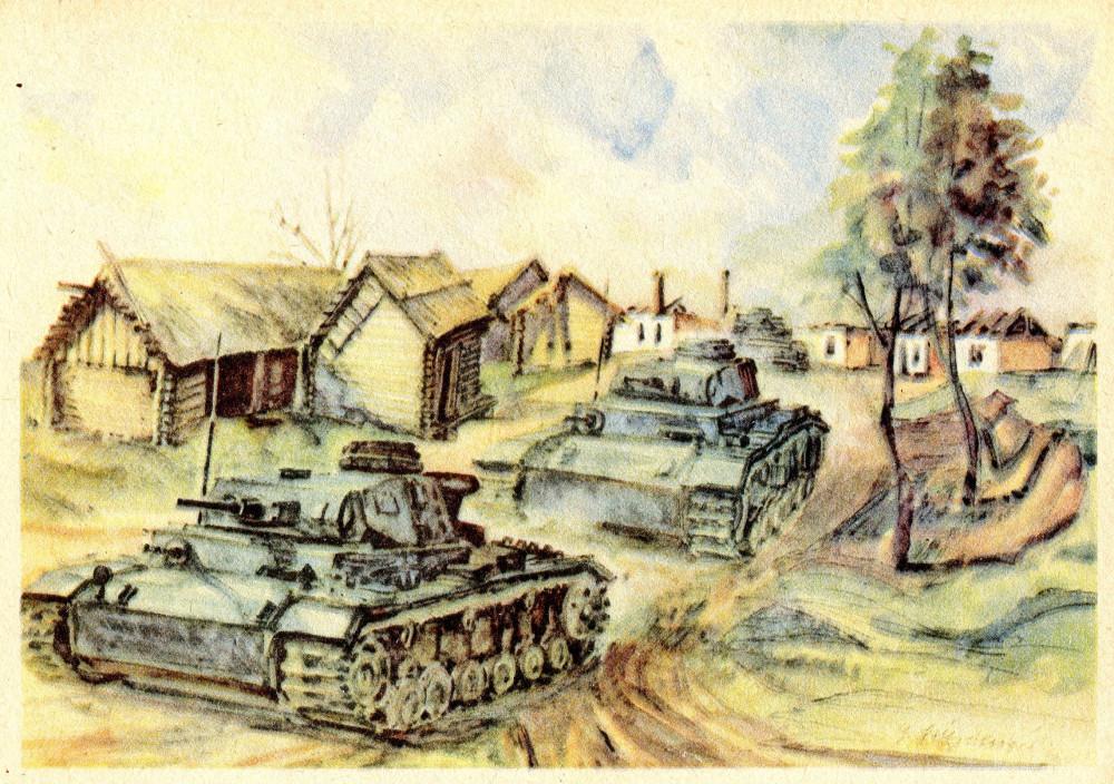 Erkundung nach Dubrowska (89) 1