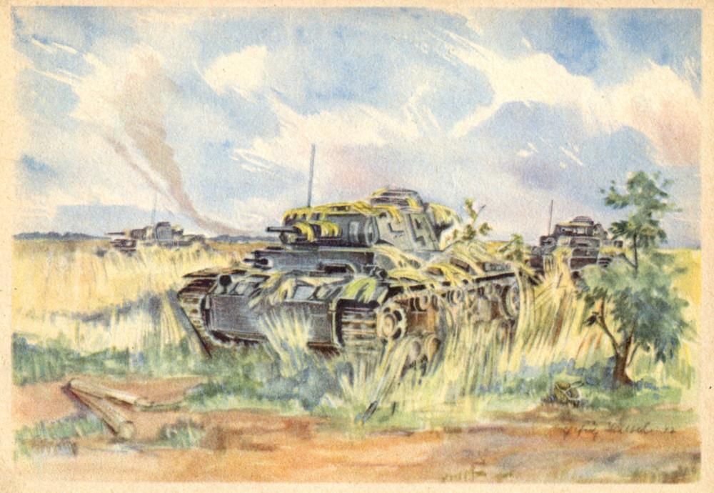 Getrante Panzer (95) 1