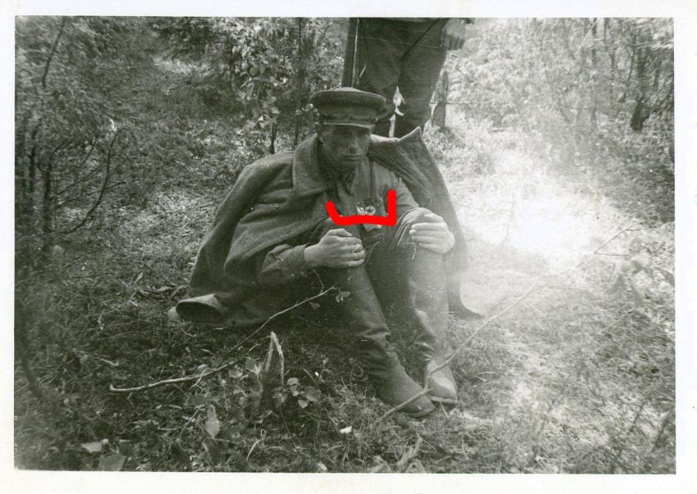 Пленный подполковник