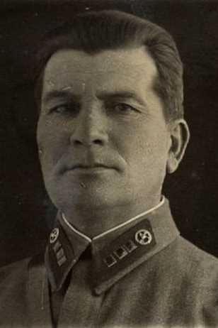 Майор Заболотный Матвей Зиновьевич, заместитель командира 387 сд по тылу