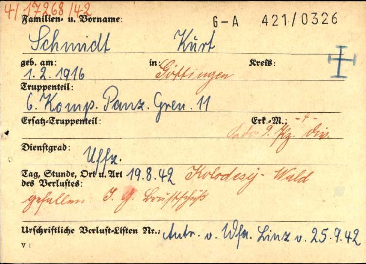 Schmidt Kurt 1