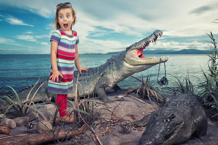 Отряд крокодилиц на сайте знакомств