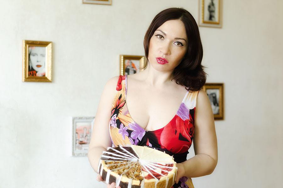 И тортик съесть, и время есть!
