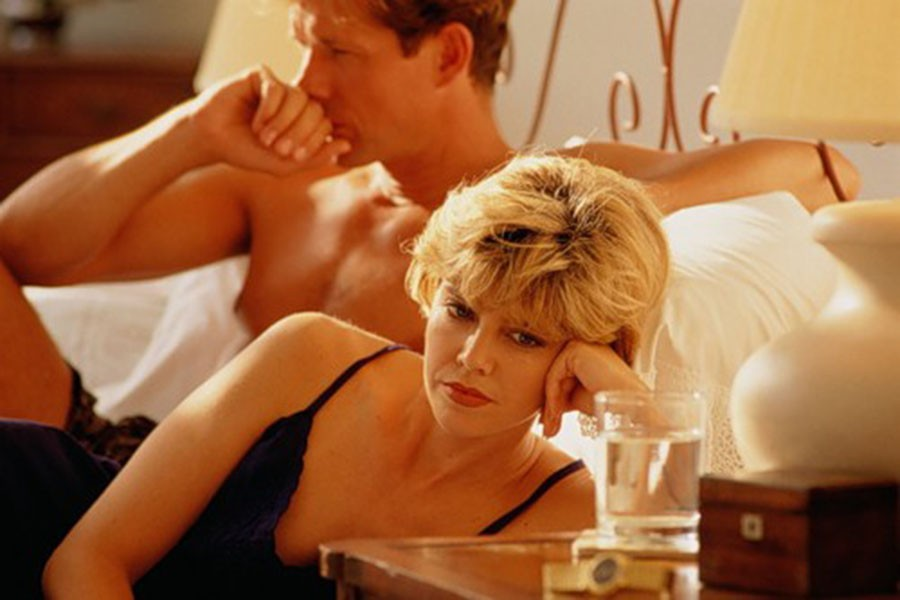 Хочется секса, но с мужем - противно