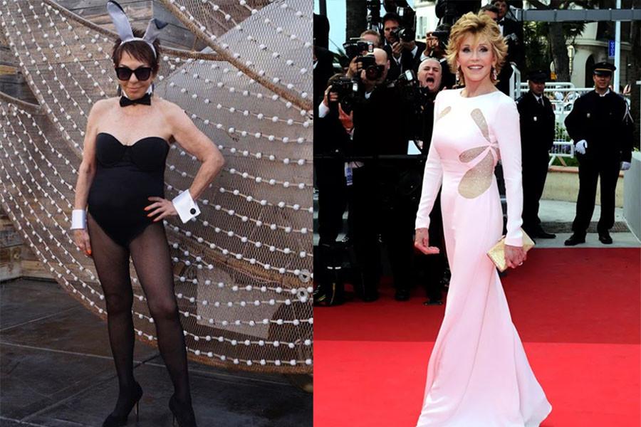 Два фото женщин одного возраста. Разница колоссальна