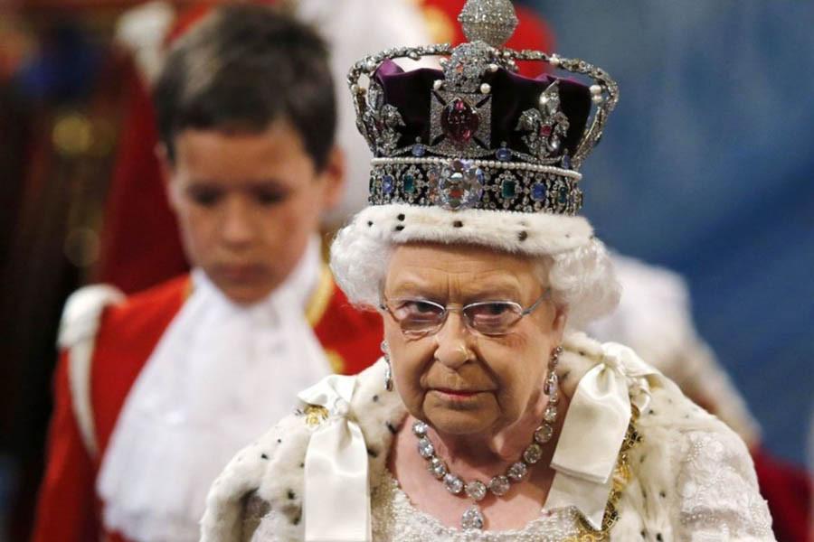 Что общего у россиян и королевы Елизаветы II?