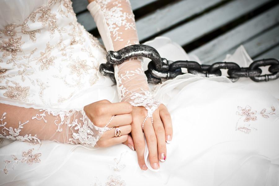 Она заставила меня жениться!