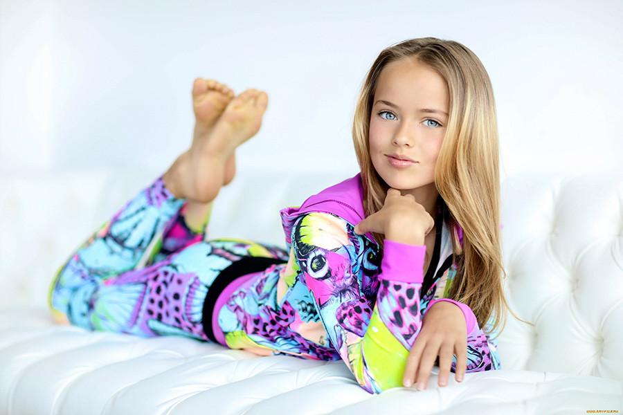 13-летняя сестра