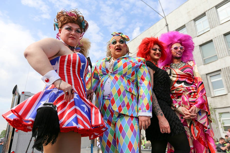 Нужен ли гей-парад в Москве?