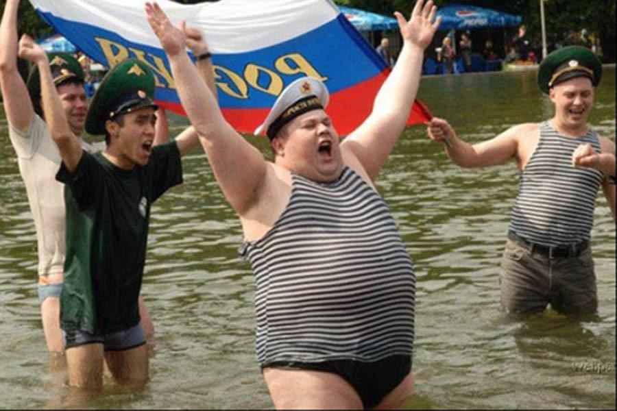 Российские мужчины – самые некрасивые в мире. Но это не точно