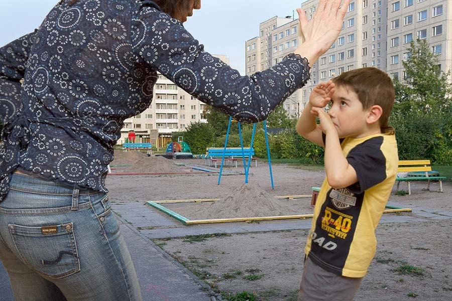 Нужен ли в России запрет на порку детей?