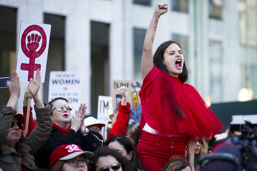 За что сегодня борются феминистки