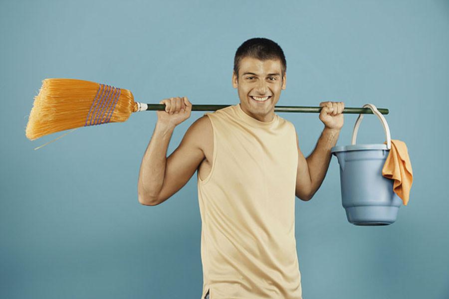 Если женщина приходит в дом к мужчине, пусть платит за жилье домашней работой?