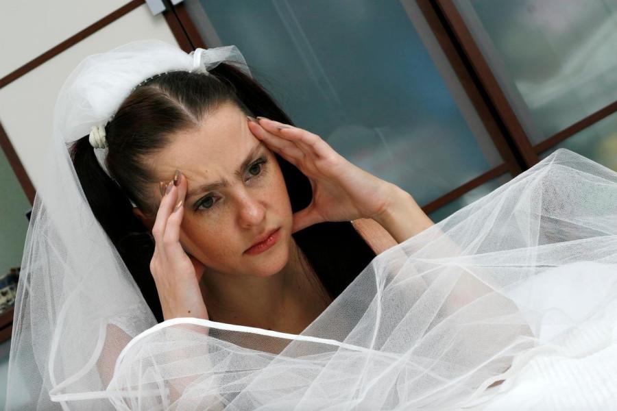 Почему пары, которые долго жили вместе до свадьбы, чаще разводятся
