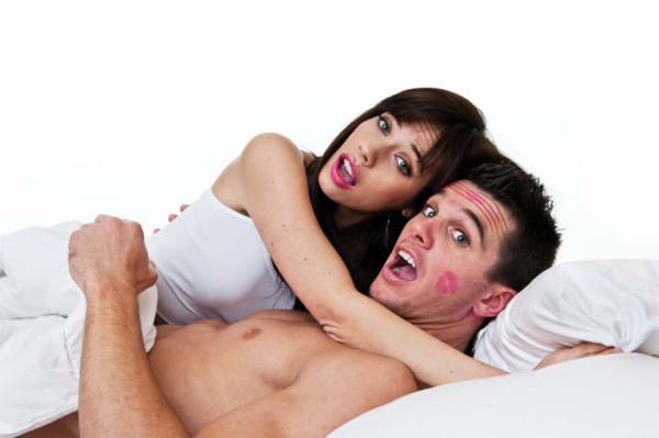 Охлаждение сексуальной жизни один из верных признаков измены