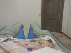 штанишки на мне