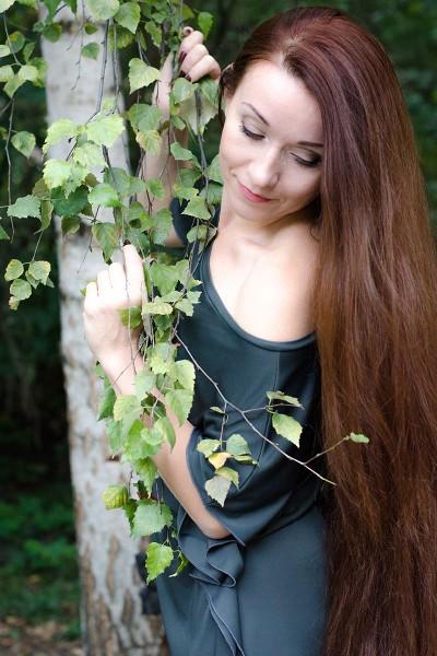 люда_листья
