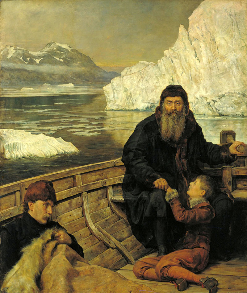John_Collier_-_The_Last_Voyage_of_Henry_Hudson_b