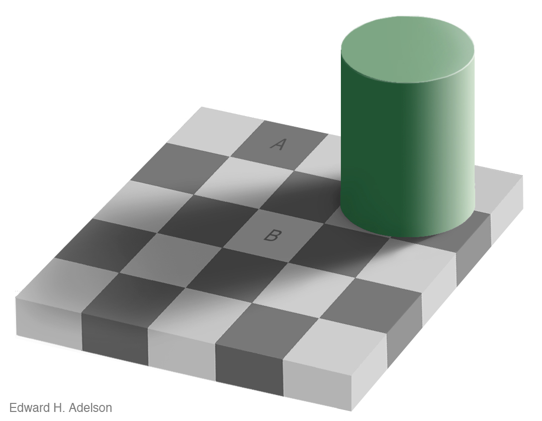 Квадратики одного цвета