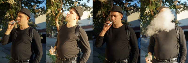 2016-09-05 Dima is vaping