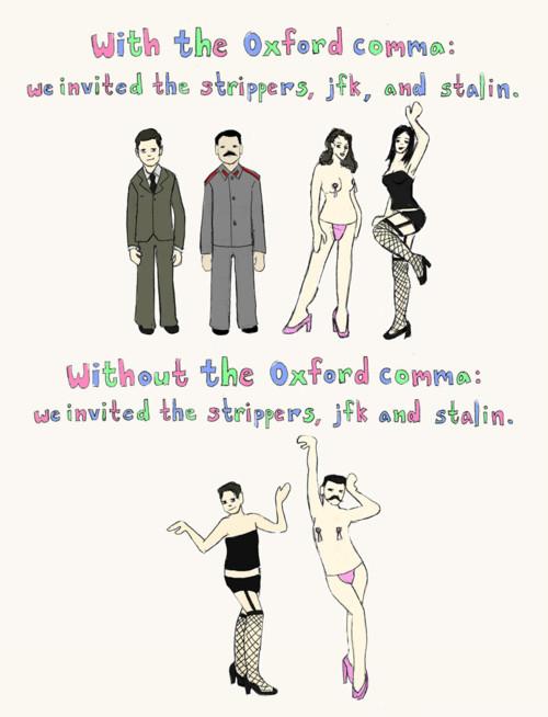Oxford-Comma