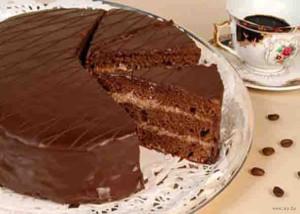 торт трюфель