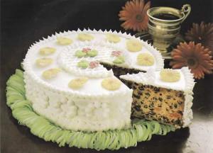английский торт