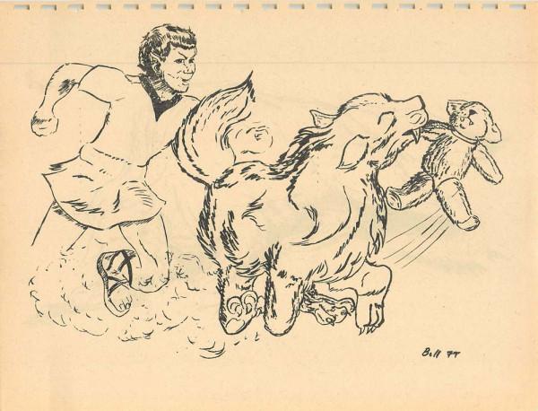 Pages from Star Trek Sehlat's Roar 5