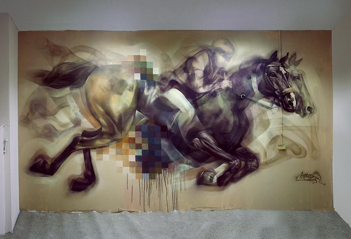 Horses-Graff