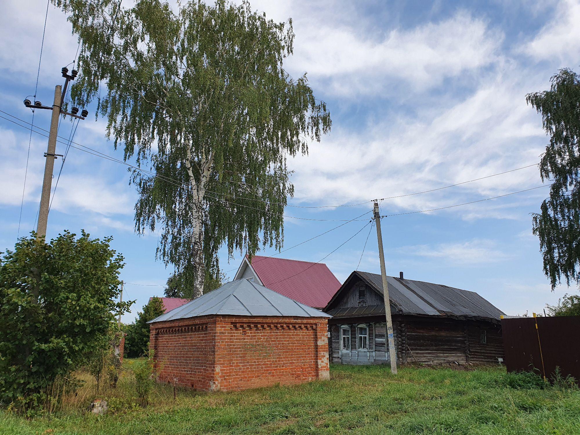 Соседский дом