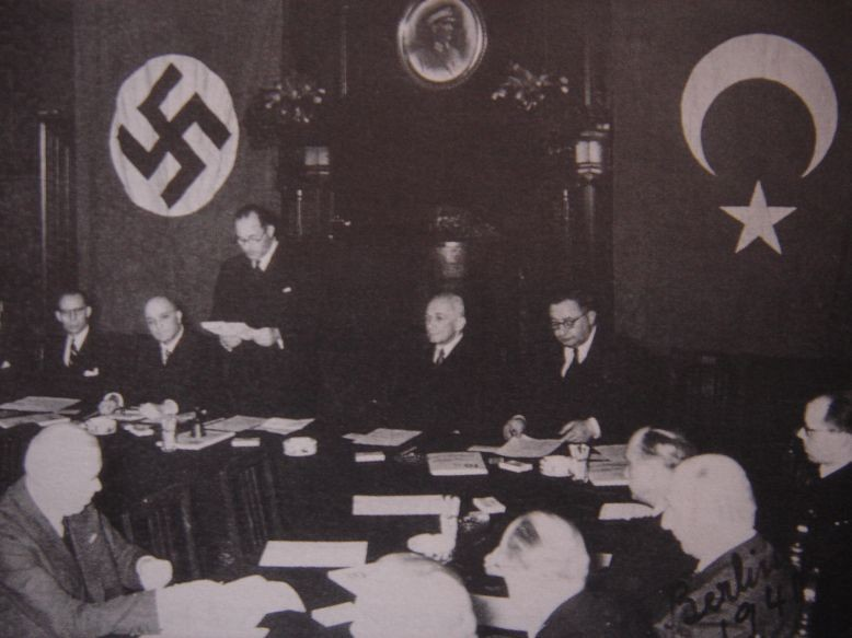 Пакт 18 июня 1941 года
