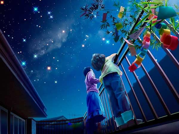 Смотрите на звёзды