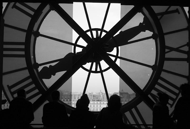 Часы. Франция
