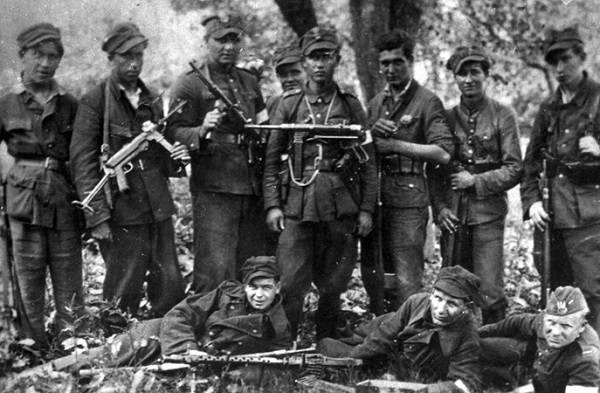 Террористическая деятельность отрядов Армии Крайовы в тылу Красной Армии