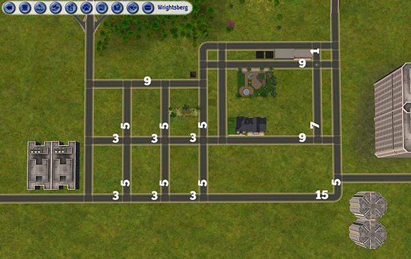 Wrightsberg City Planning