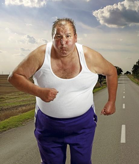 Похудение для мужчин на велотренажере