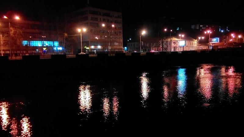 Ночная Харьков
