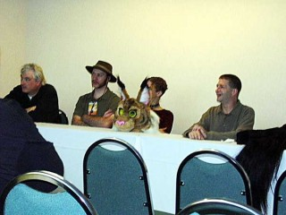 The Art of Fursuiting panel