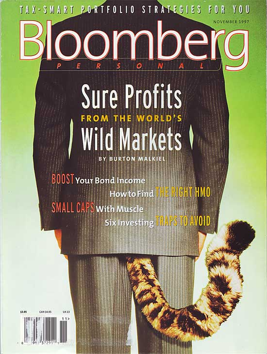 Bloomberg Personal cover