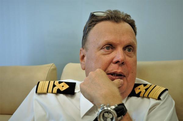 Игорь Агафоников: IMBA – курс на поддержку моряков и морской культуры