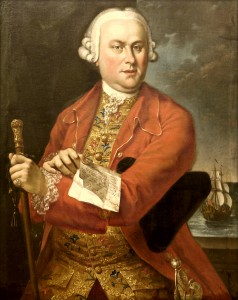 Франц Детле Германия 1724-1812_